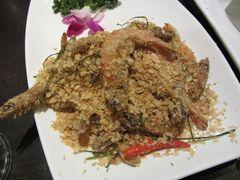 融合马来西亚餐厅(百盛购物中心淮海店)的麦片虾