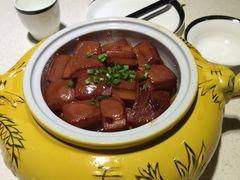 毛家饭店(和谐广场店)的毛家红烧肉