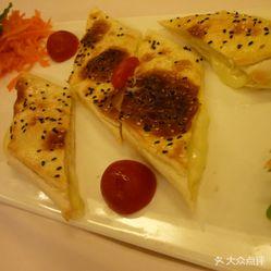 土耳其奶酪皮塔饼