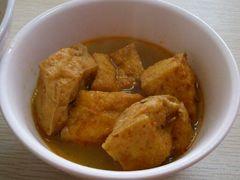 蓉柳柳州螺蛳粉的豆腐泡