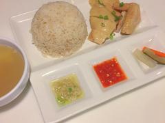 翠华餐厅(东门店)的海南鸡饭