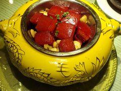 毛家饭店(世茂国际广场店)的毛家红烧肉