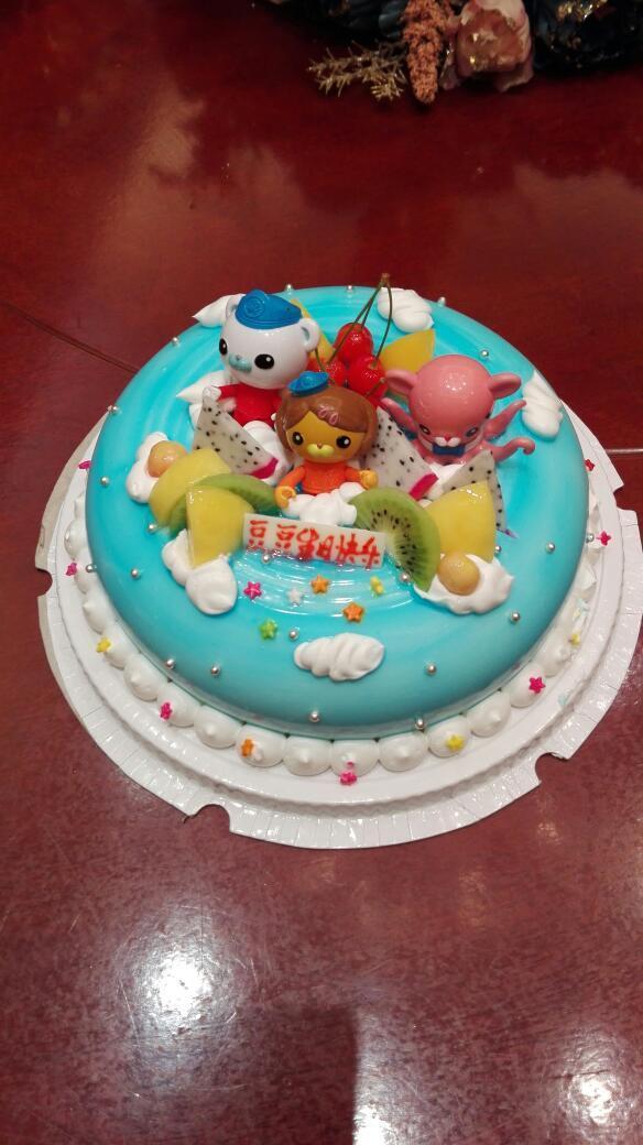 水果欧式蛋糕