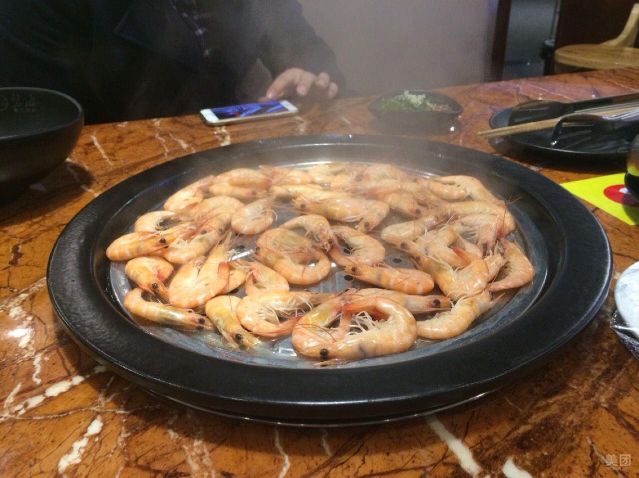 皮皮虾-碧海之源蒸汽海鲜火锅-美团