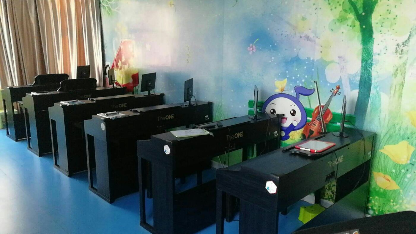 heONE智能钢琴教室TheONE智能钢琴教室 测评声乐 钢琴音乐天赋