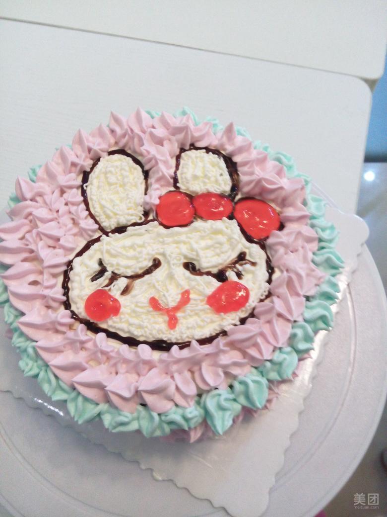 美食团购 甜点饮品 金台区 猫猫家diy烘焙   蛋糕