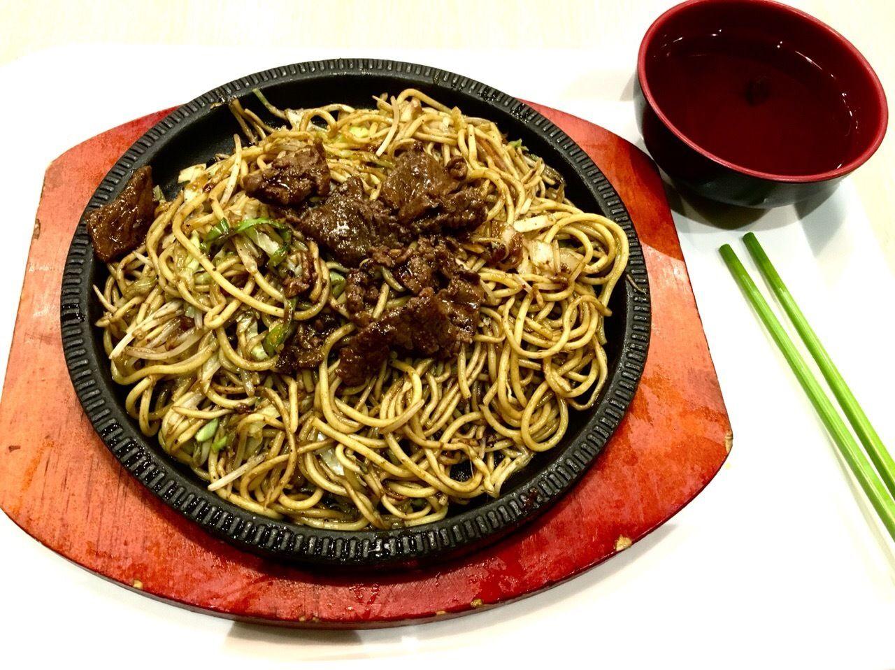 亚惠悦城铁板花园美食express(大蓝白店)神食超姆的美食宝基利图片