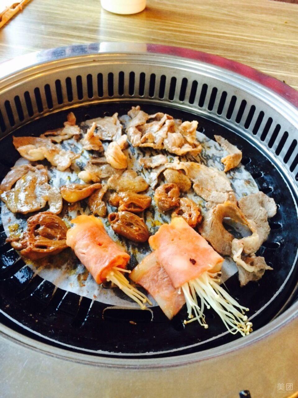 韩赋宫韩式自助烤肉(广场店)