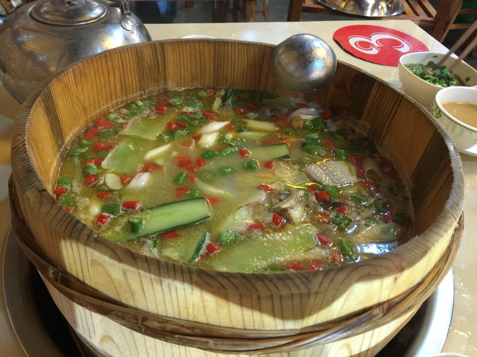 渔猫子木桶鱼(斑竹园店)