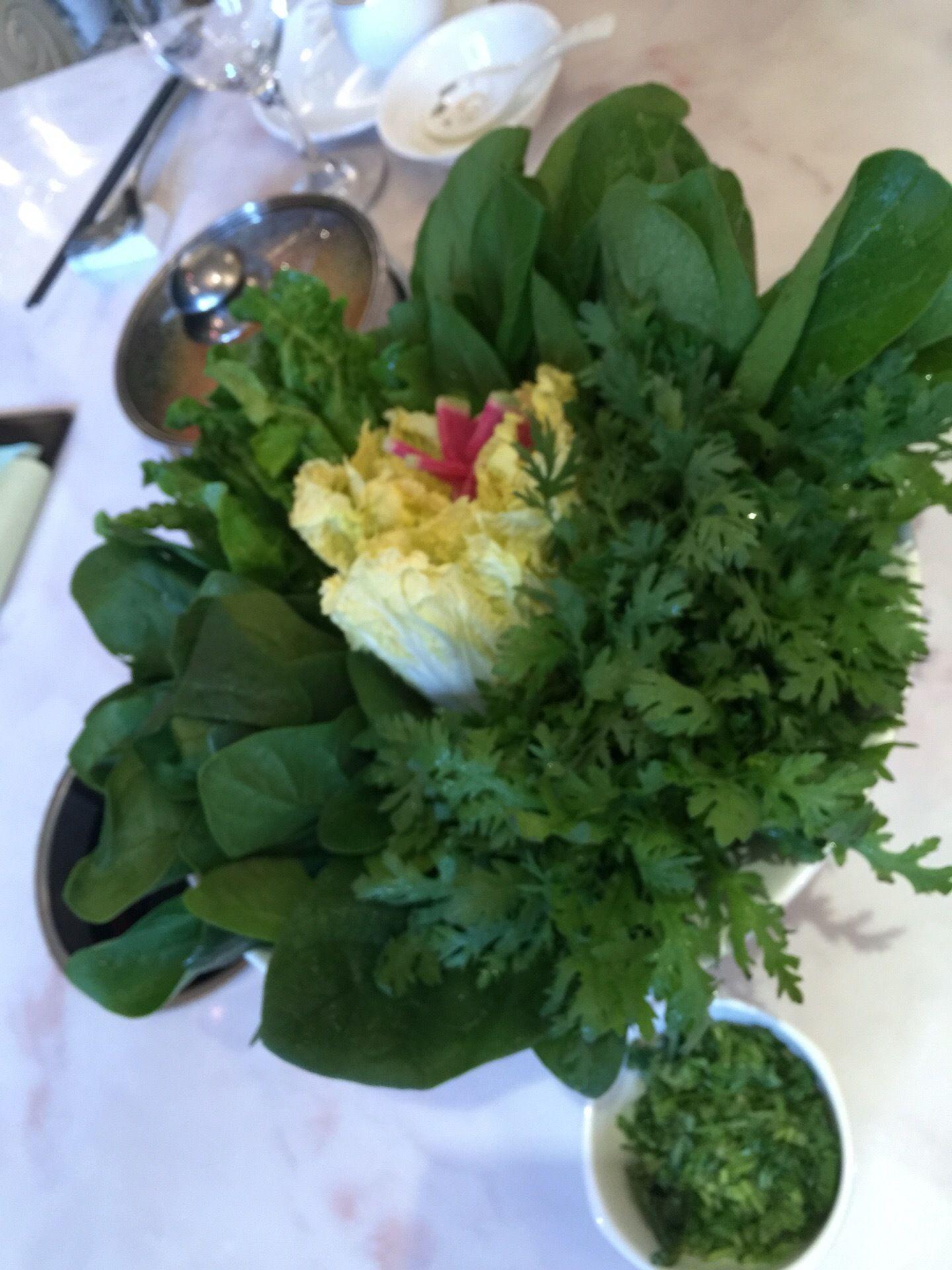 用蔬菜做花的步骤图