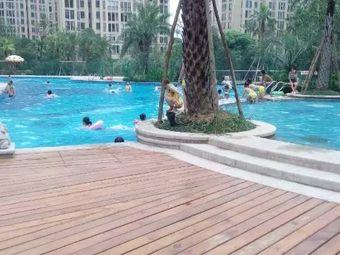 泰山公馆游泳池