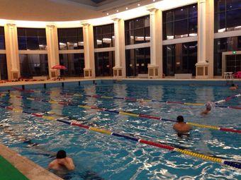 力量运动俱乐部·常温游泳馆