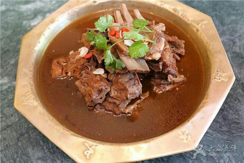 德羊府老北京羊临河蝎子(火锅街店)炒羊腿肉多长时间图片