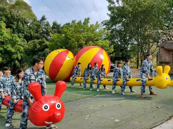 兄弟连真人CS野战拓展基地(樟木头观音山店)
