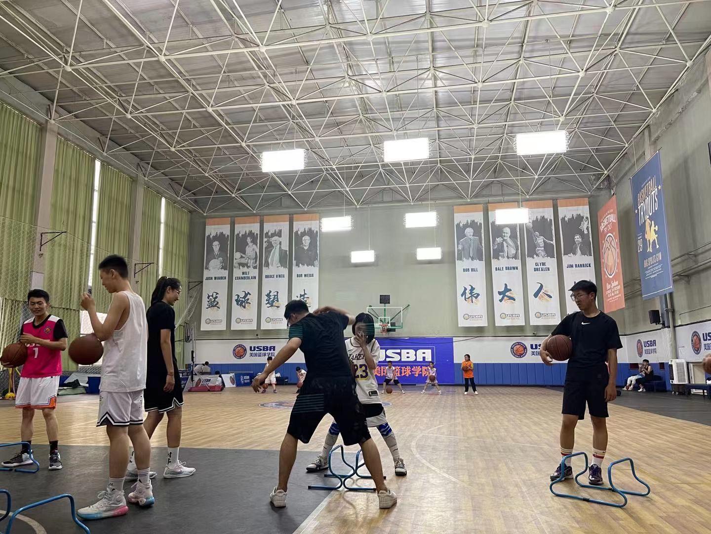 USBA美国篮球学院(中宏分院)