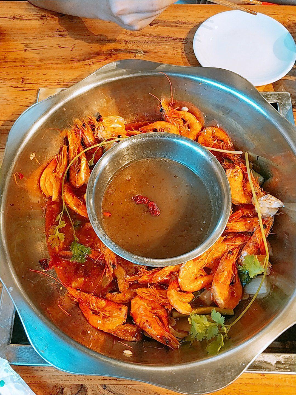 佰年王婆大虾·牛油铜锅