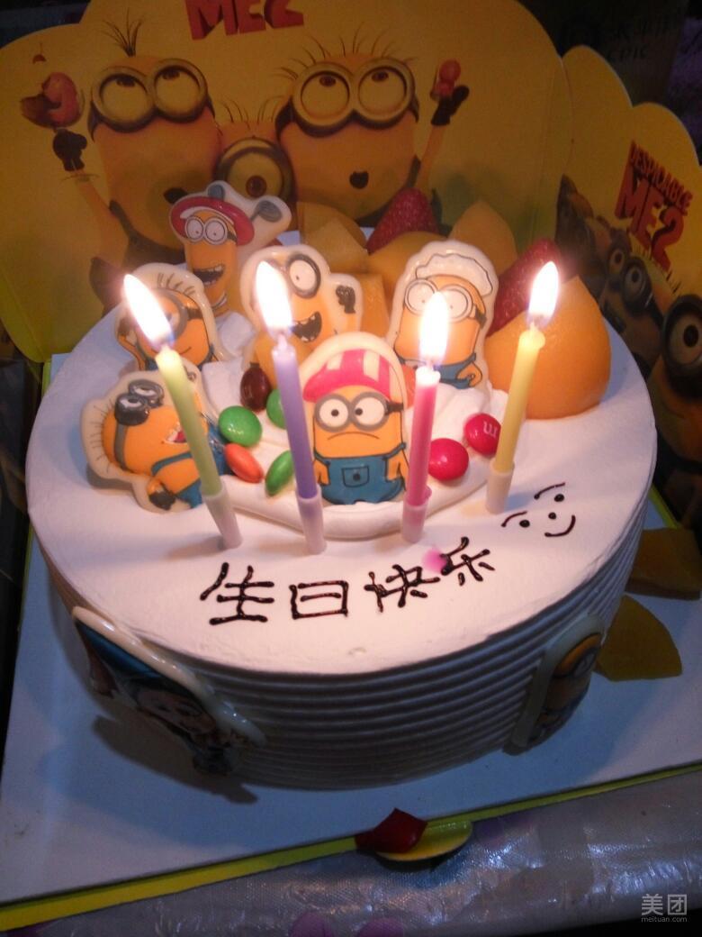 卡通蛋糕-馨园蛋糕世界-美团
