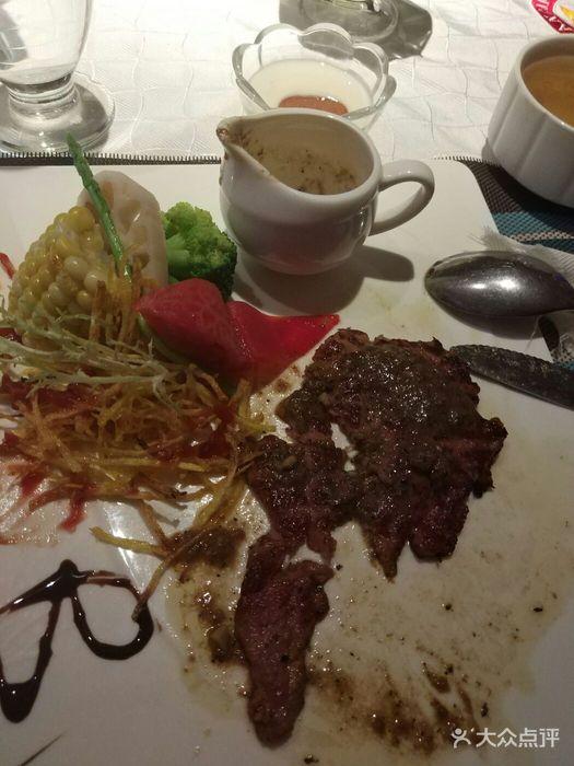 珠江面的:服务美食不错推荐上态度位.洛阳咖啡达州路紫兰美食街图片