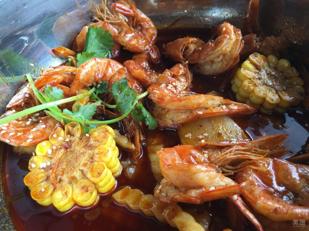 大虾-虾吃虾涮虾火锅-美团图片