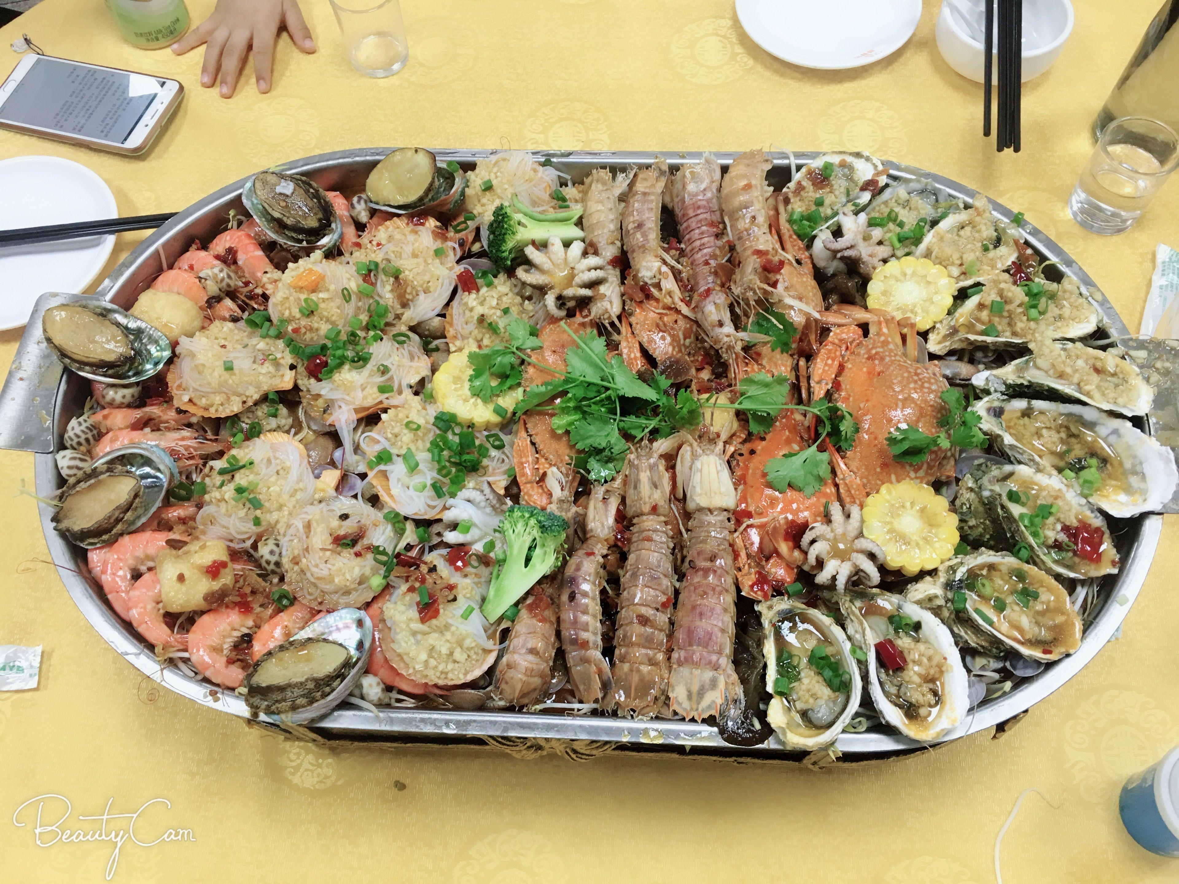 海鲜大咖情趣大咖5-7人餐-广州美团网图片蕾丝内裤珍珠大全海鲜图片