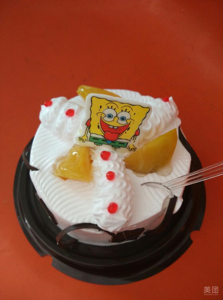 儿童水果蛋糕