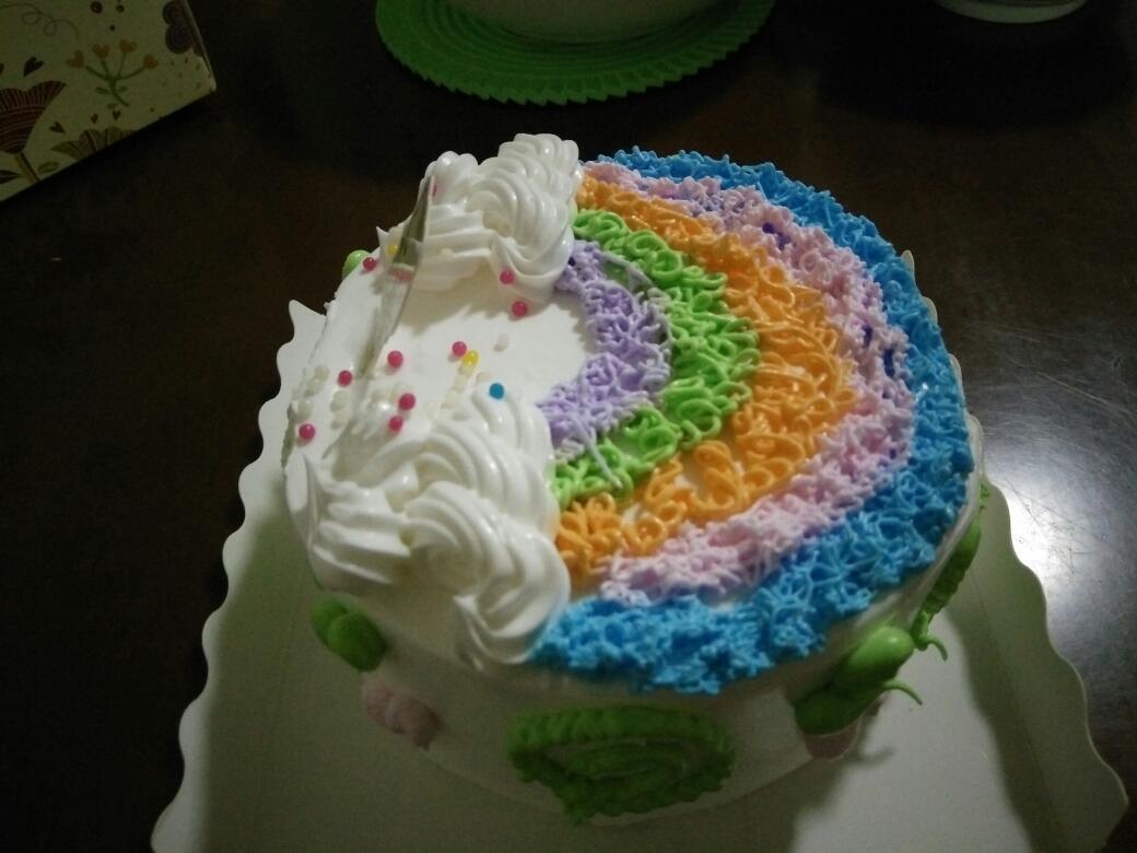 2016-06-23 麦卡奇蛋糕甜品迷你小蛋糕(动物奶油) 商家回复:感谢您对
