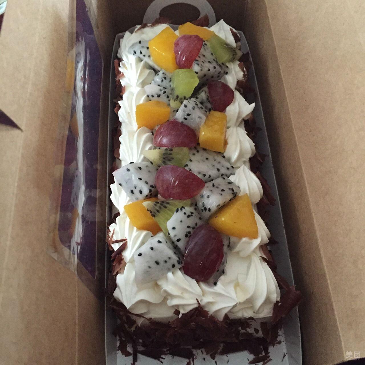 新款长方形蛋糕