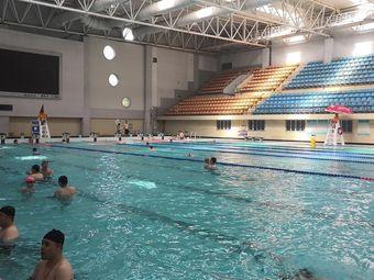 绍兴市体育中心游泳馆