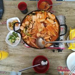 首尔好不儿童烤肉的大叔年糕火锅部队好吃?用食谱大全岁3锅盖图片