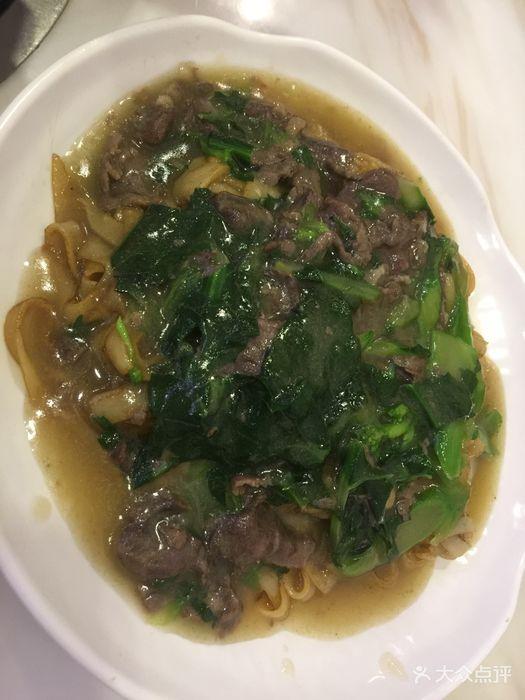 明丰泰潮汕美食大全:文字就在汇悦城对面,地址喜欢最的我牛肉800作火锅门面图片