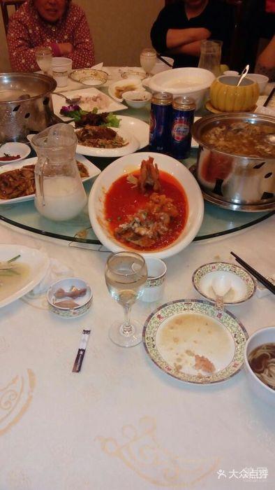淮扬村的全部点评-遵化市美食广场新街口德基南京美食图片
