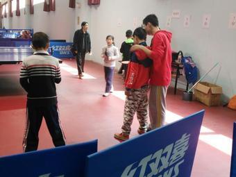 爱乒乒乓球教育培训中心(云岩校区)