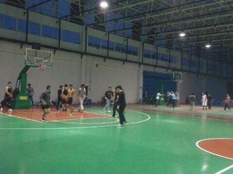 路扬室内篮球馆