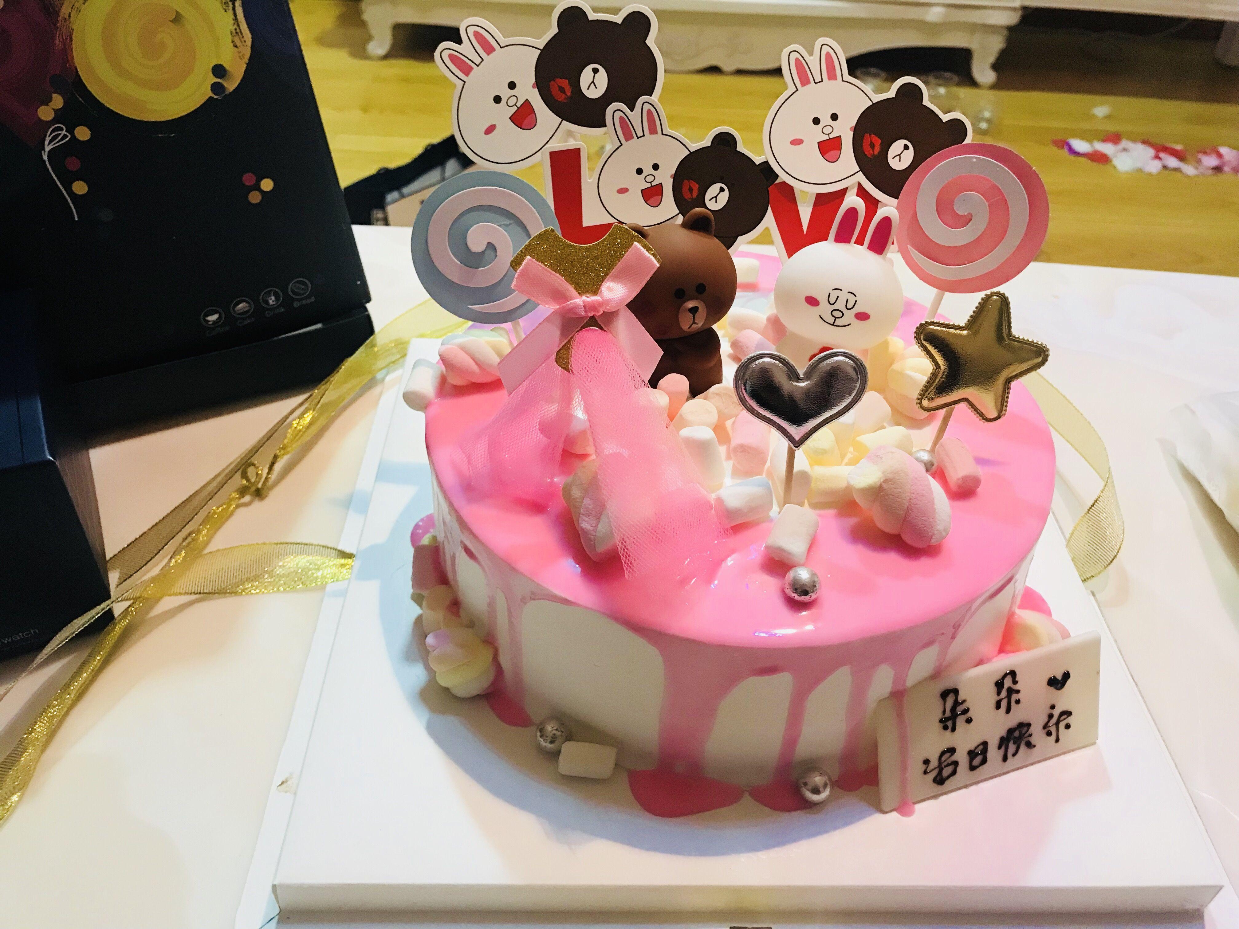 【2店通用】糖妃创意蛋糕