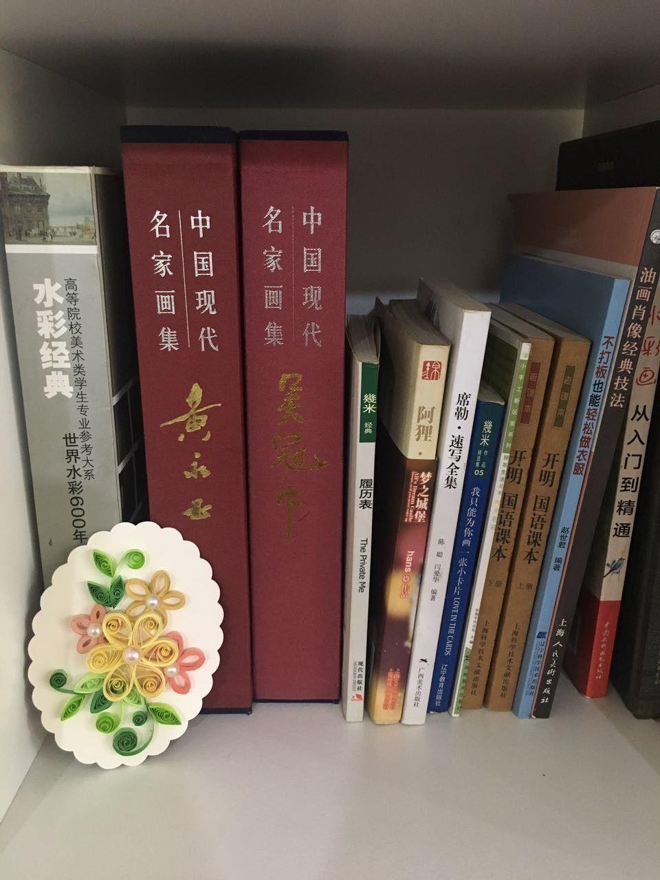画室米田画室 创意木片画画出自然美 北京美团网