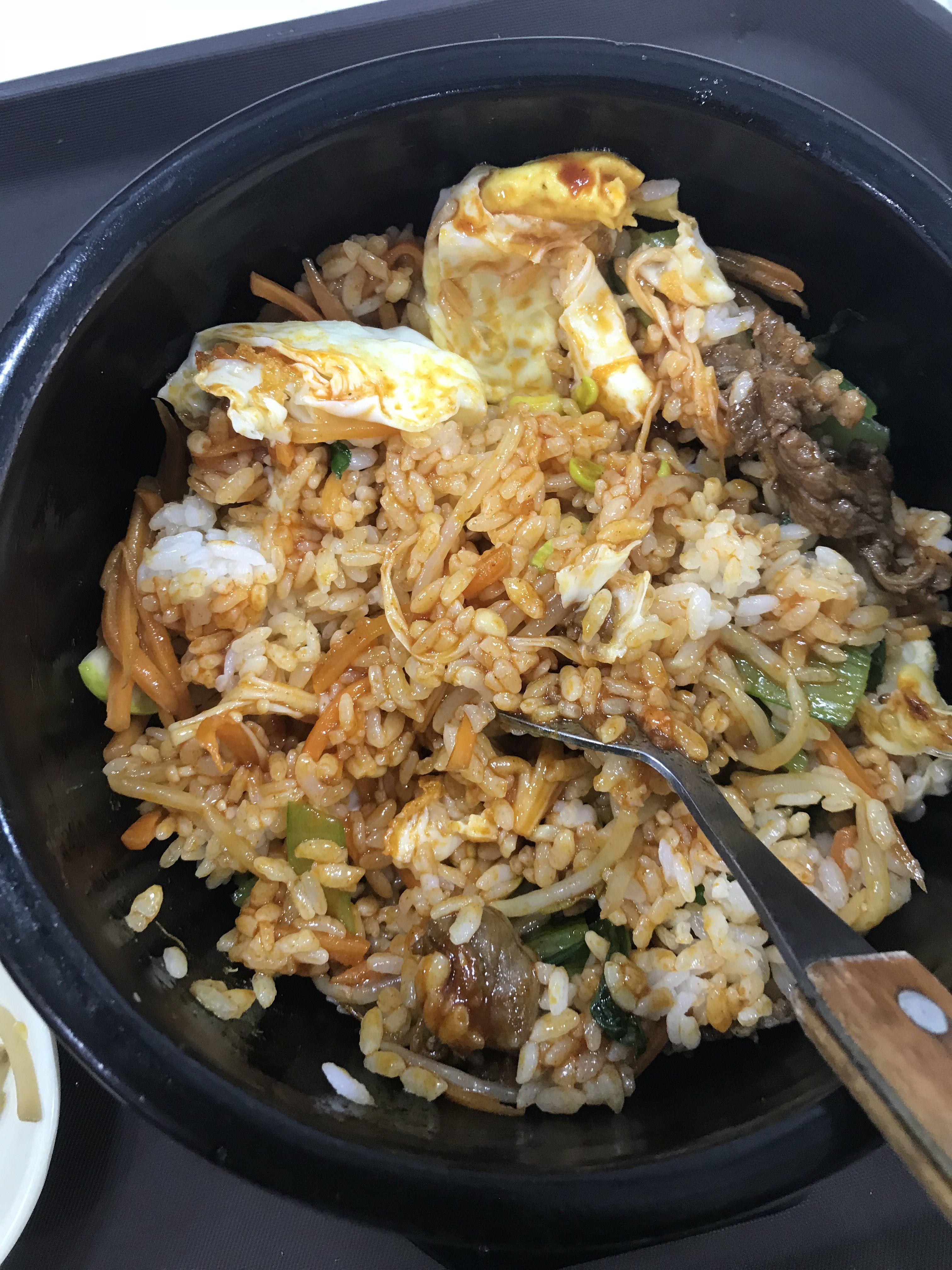 猪公猪婆韩式料理快餐