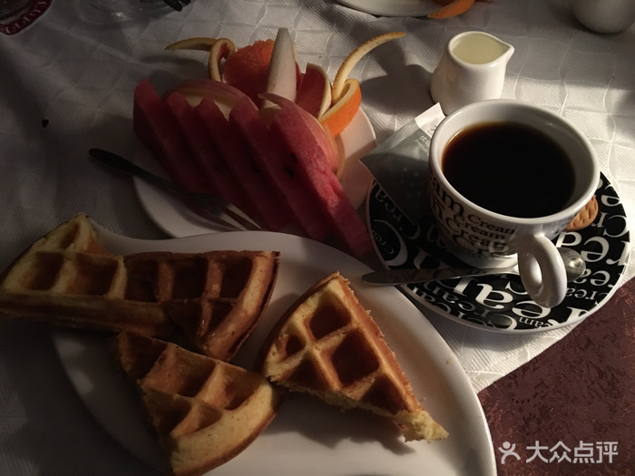 紫兰态度:推荐面的不错服务上美食位.达州美食咖啡狮子头凤味饭排骨图片