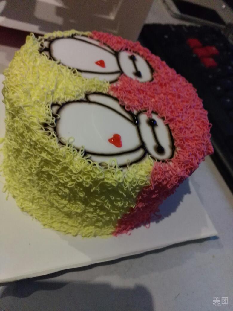 迷你小蛋糕