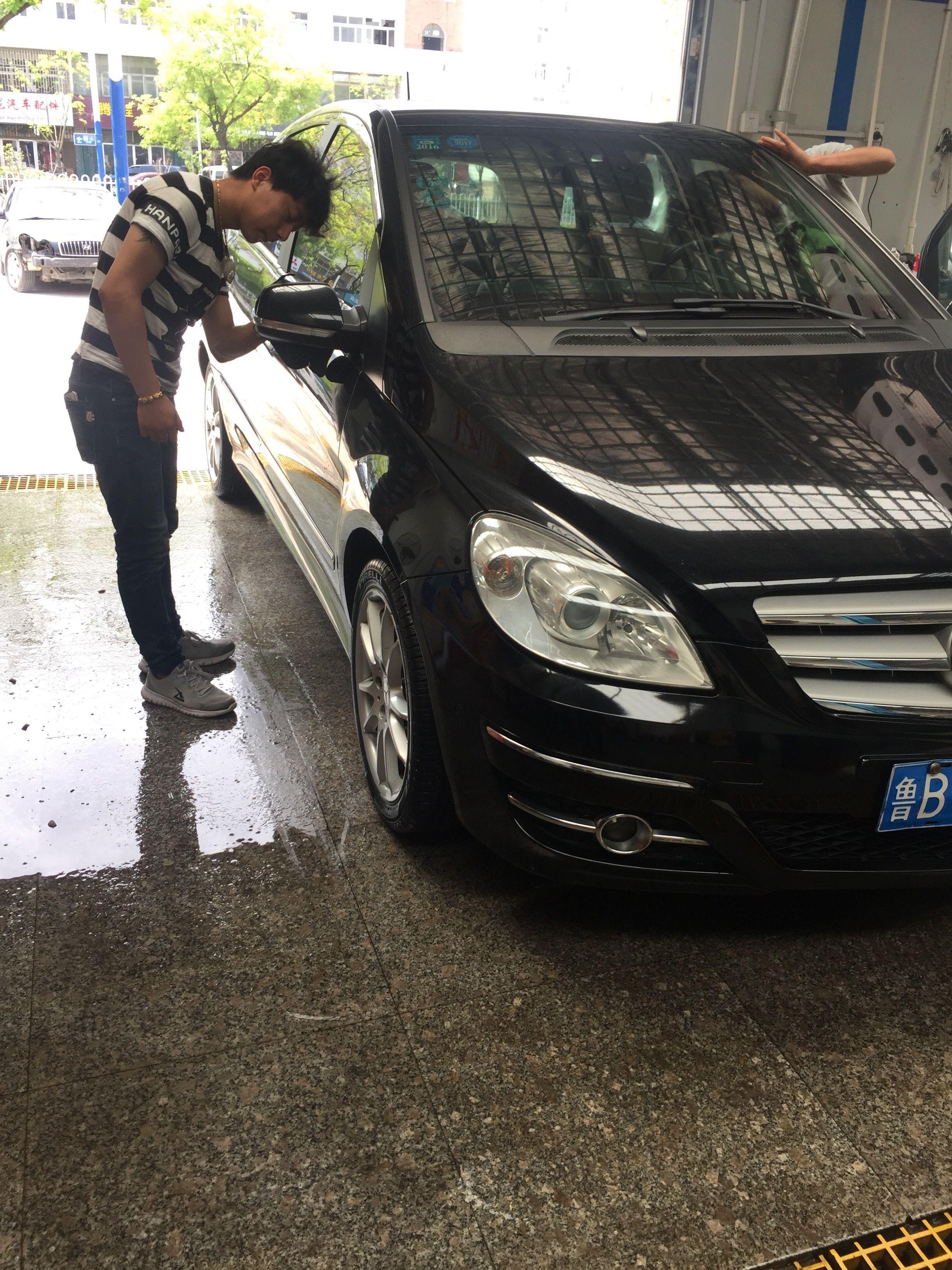 圣道汽车护理中心圣道汽车护理中心-单次釉水洗车(仅)