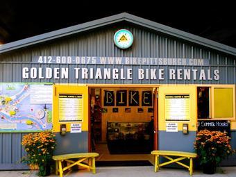 Golden Triangle Bike Rental
