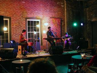Harmony Presents at the Hawley Silk Mill