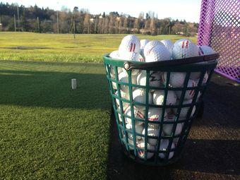 Golf Driving Range - University of Washington