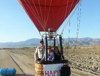 Havnfun Hot Air Ballooning