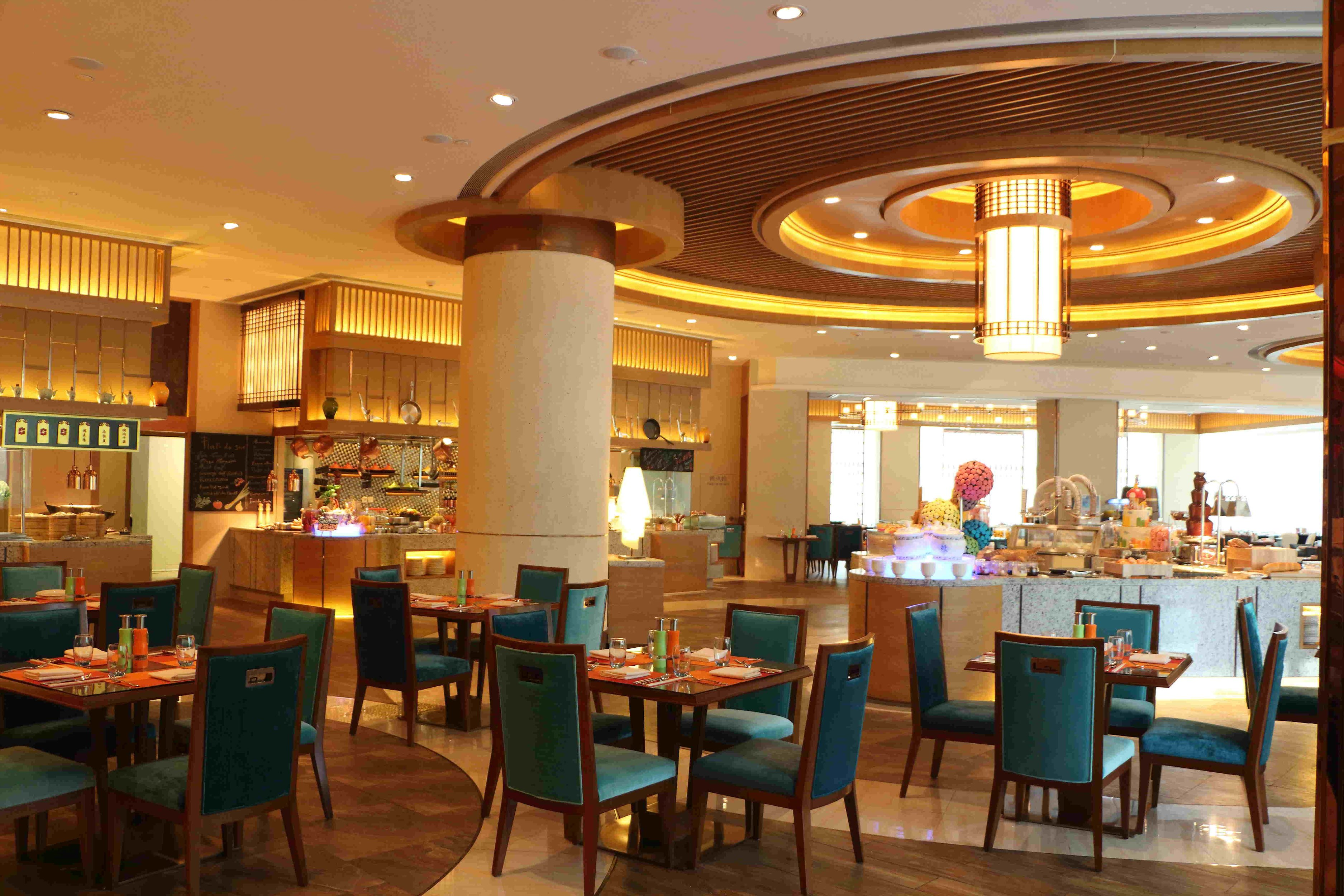 香格里拉大酒店皖咖啡自助餐厅