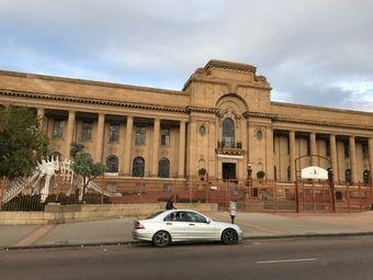 南非自然歷史博物館