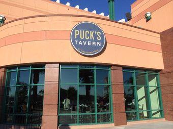 Pucks Tavern at the Honda Center
