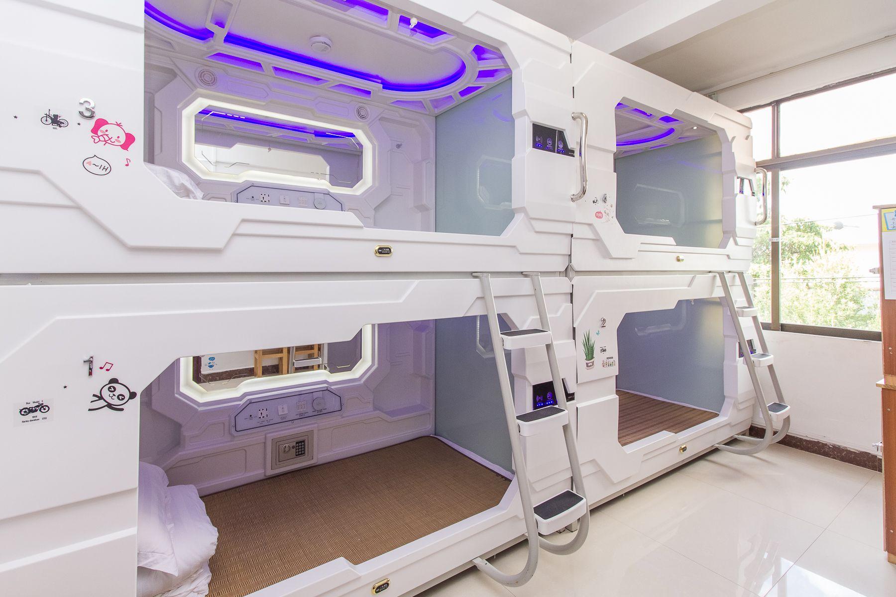 北海途顺太空舱公寓预订/团购