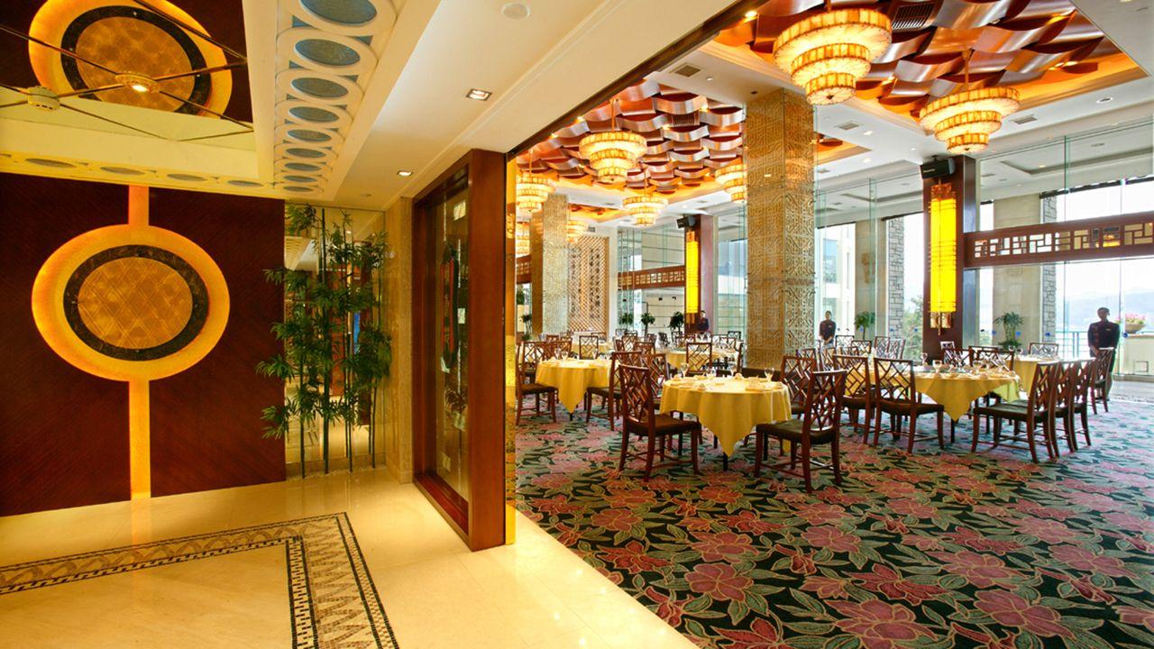 """千岛湖开元度假村位于国家5a级风景名胜区千岛湖,是由""""中国饭店业"""