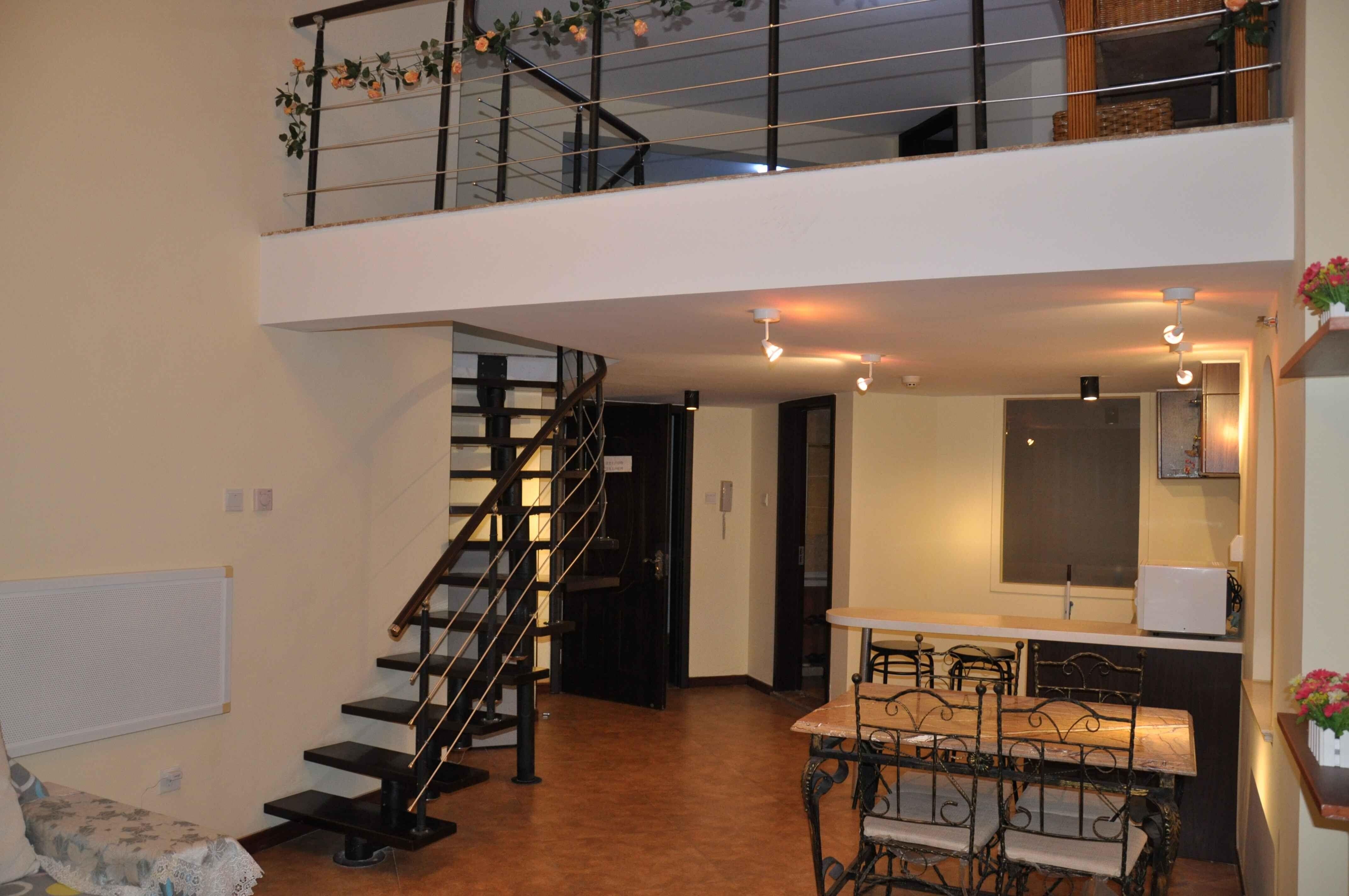 南戴河海巢精装复式公寓