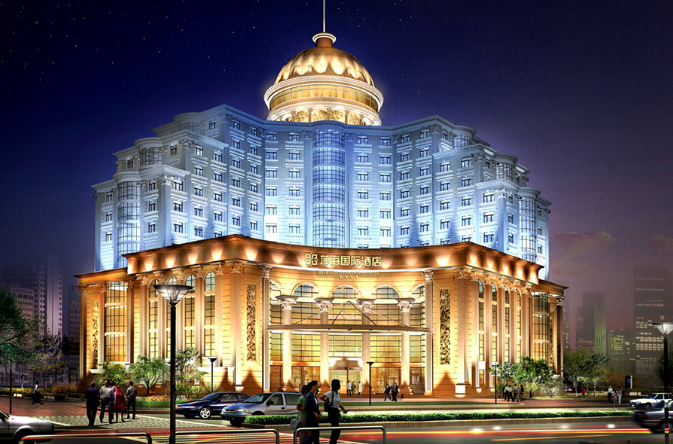 上海浦东机场莎海国际酒店预订/团购